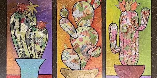 Crazi Cacti Painting Workshop