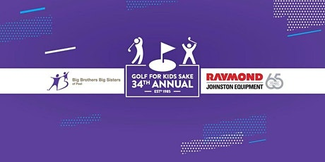 Big Brothers Big Sisters of Peel ~ 35th Annual Golf For Kids Sake tickets
