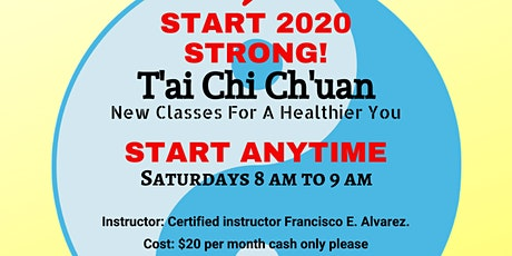 T'ai Chi Ch'uan Classes tickets