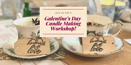 Galentine's Day Candle Making tickets