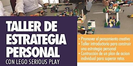 Taller de Estrategia Personal con Lego Serious Play entradas