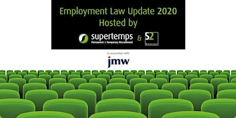 Employment Law Update 2020 St Asaph tickets