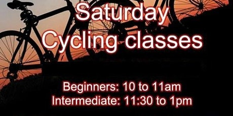 Saturday Cycling Classes tickets