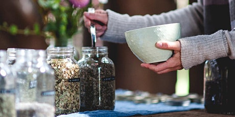 Herbal Tea Blending For Hormone Balance & Stress Relief tickets