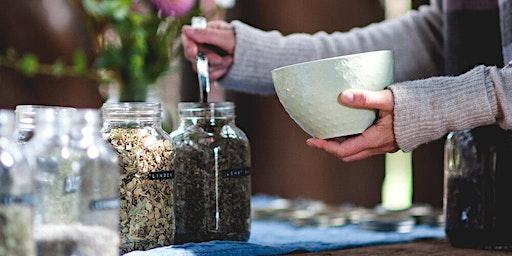 Herbal Tea Blending For Hormone Balance & Stress Relief