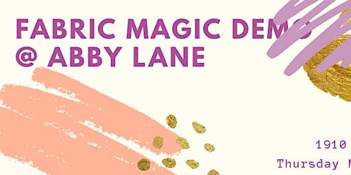 Fabric Magic Demo
