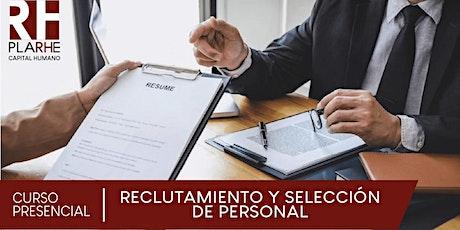 Reclutamiento y Selección del Personal entradas