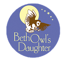 Beth Owl's Daughter logo
