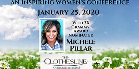 The Clothesline with Michele Pillar tickets
