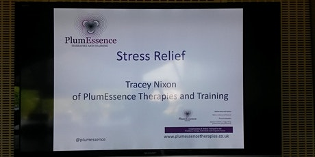 Stress Relief Techniques tickets