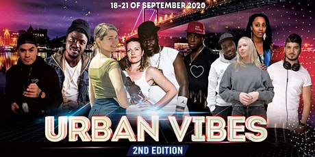 URBAN VIBES 2nd Edition tickets