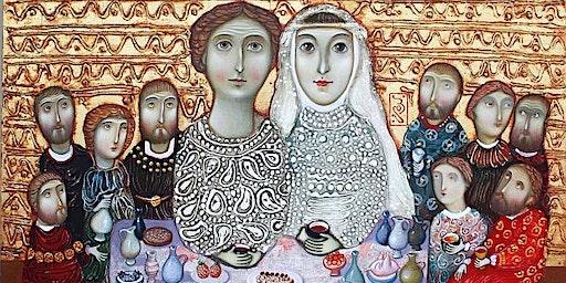 Georgische Vernissage und Art-Deko