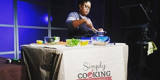 Simply Cooking Live Taping!