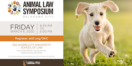 Animal Law Symposium: Oklahoma City tickets