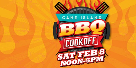 Cane Island BBQ Cookoff tickets