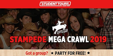 STAMPEDE CLUB CRAWL 2020 | SAT JULY 4th (GRETA BAR) tickets