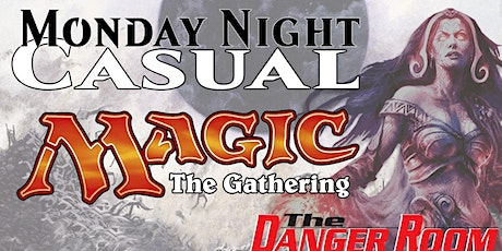 Monday Night Casual Magic tickets