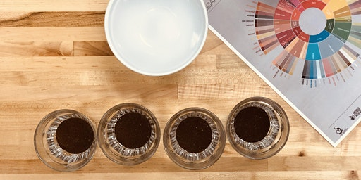 Coffee Cupping with In His Presence