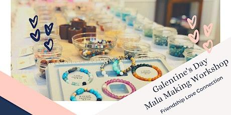 Galentine's Day Mala Bracelet & Bath Salts tickets