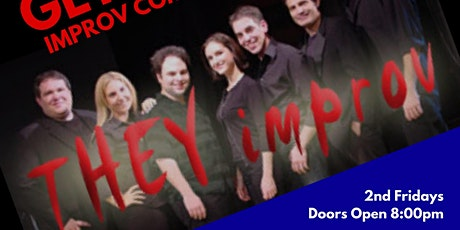 THEY Improv Presents Get Lucky! Improv Comedy Show tickets