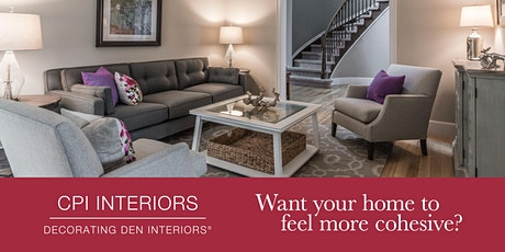 Want your home to feel more cohesive? tickets