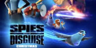 Autism Friendly Showing of Spies in Disguise