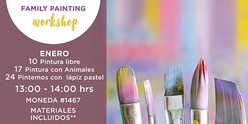 Family Painting Workshop