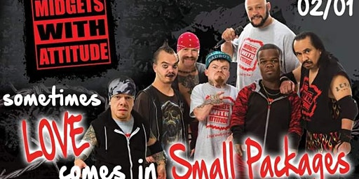 Midget Wrestling - Midgets with Attitude