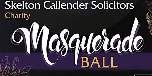 Skelton Callender Solicitors Charity Masquerade Ball for Parkinson's UK in NI