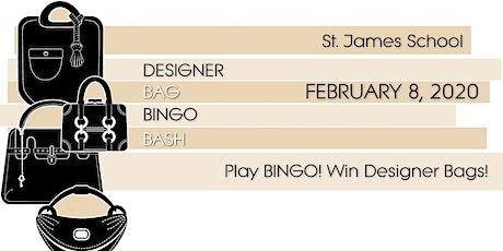 Designer Bag BINGO Bash! tickets