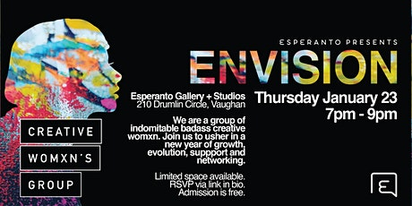 ENVISION tickets