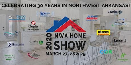2020 NWA Home Show tickets