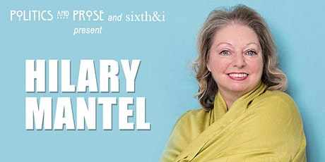 Hilary Mantel | THE MIRROR AND THE LIGHT tickets