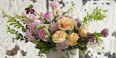 Southern Garden Party Floral Design Class