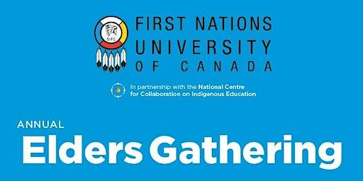 Elders Gathering 2020 - Saskatoon