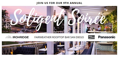 9th Annual Soligent Soiree tickets