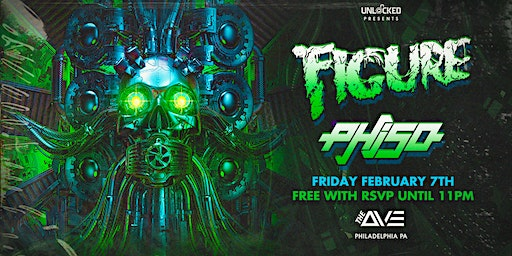 Figure & Phiso at The Ave