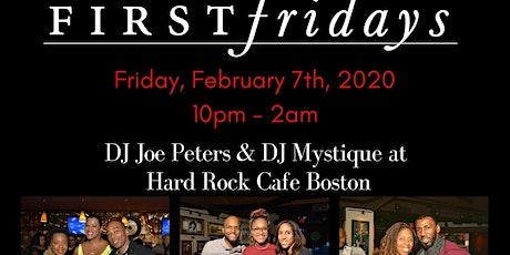 First Fridays Boston 2/7/20 tickets