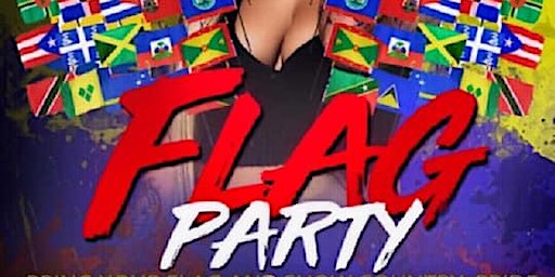 Flag Party - Rep Yuh Country