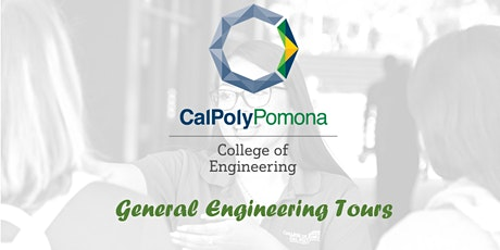 College of Engineering:  General Engineering  Tours (GET) tickets