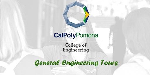 College of Engineering:  General Engineering  Tours (GET)