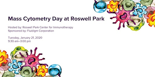 Mass Cytometry Day at Roswell Park