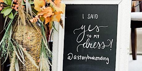 Capturing Memories with Trisha K Wedding Photographer Pop Up tickets