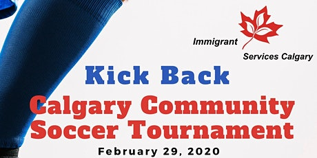 Kick Back Calgary Community Soccer Tournament tickets