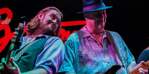 The Nucklebusters Featuring Pat Ward & Special Guests