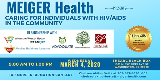 Caring for Individuals with HIV/AIDS in the Community