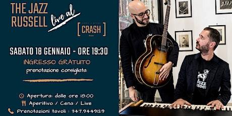 Jazz Do It // The Jazz Russell live al Crash Roma biglietti