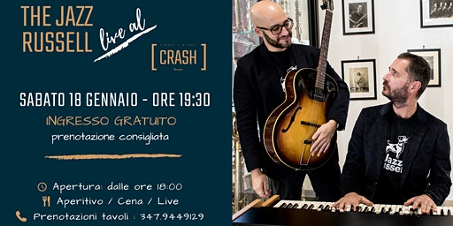 Jazz Do It // The Jazz Russell live al Crash Roma