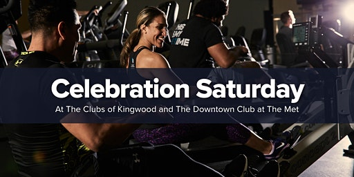 Celebration Saturday: Fitness Palooza!