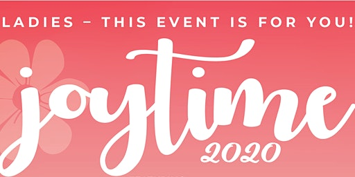 Joytime 2020 with Dr. Joy Greene and I Am They!